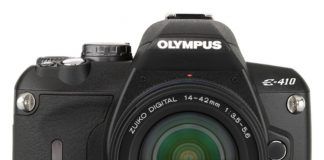Olympus E-410 reviewed