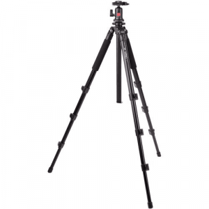 Photo of the Oben AC-1441 4-Section Aluminum Tripod