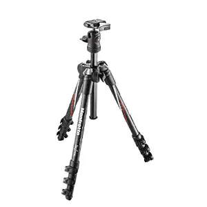 Photo of the Manfrotto MKBFRC4-BH Befree Carbon Fiber Tripod