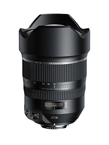 Photo of the Tamron SP AFA012C700 15-30mm f/2.8 Di VC USD Wide-Angle Lens