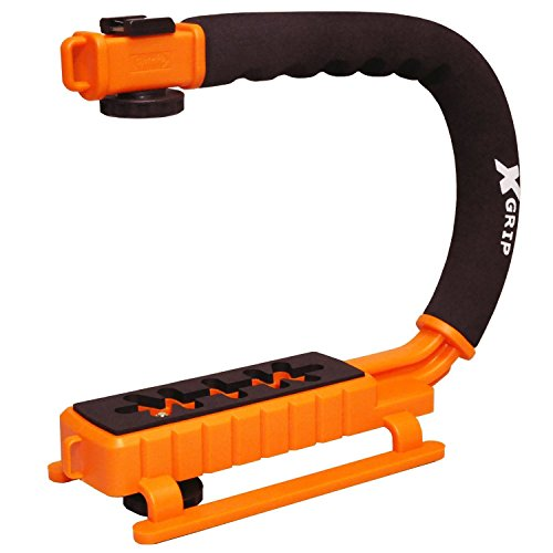Photo of the Opteka X-GRIP Professional Action Stabilizing Handle