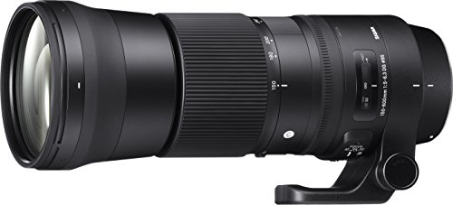 Photo of the Sigma 150-600mm 5-6.3 Contemporary DG OS HSM Lens