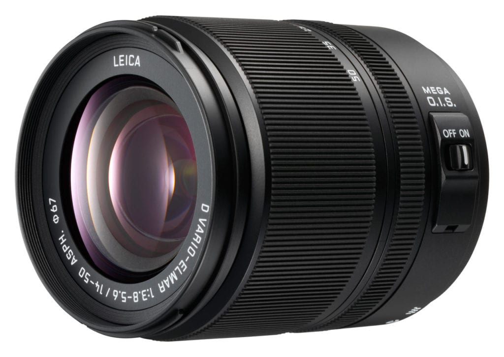 Leica zoom lens for Lumix L10